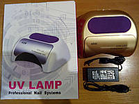 Ультрафиолетовая Led  UV лампа 48 W с таймером для маникюра и педикюра  Акция !!!