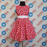 Платье на девочку в ромашки  SNEKE. ПОЛЬША, фото 1