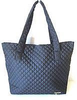 Текстильные стеганные сумки Синие, фото 1