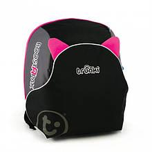 Бустер рюкзак рожевий 2 в 1 Trunki TRUA0046