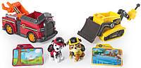 Набор Щенячий Патруль 2 собачки и транспорт Nickelodeon Paw Patrol Mission Paw Оригинал из США!