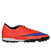 Обувь Футбол Nike Mercurial Vortex II TF (651649-650) (оригинал), фото 1
