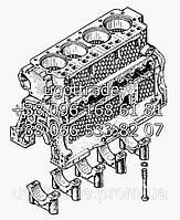 Блок двигателя А-41, 41-01С1