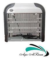 Ультрафиолетовая лампа от летающих насекомых, 40 м.кв. (мухи, комары, мошки, моль и т.д.)
