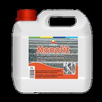 Пропитка бетона укрепляющая Монолит Monolit Eskaro, 10л