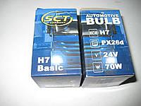SCT Mannol H7 24V70W