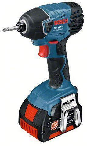 Аккумуляторный ударный гайковерт Bosch GDR 18 V-LI(Без АКБ)