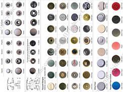 Кнопки на верхнюю одежду