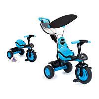 Велосипед трехколесный INJUSA синий