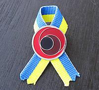 Значок мак - красный мак символ победы, фото 1