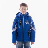 Детская весенняя, осенняя, демисезонная куртка для мальчика