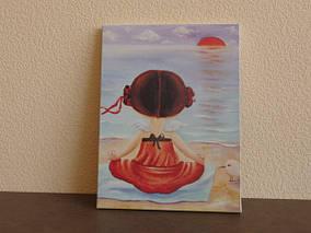 Картини на полотні з підрамником