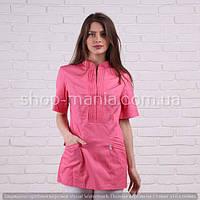 Женская медицинская блуза SM 1007-3 Мико