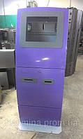 Корпус для платежного терминала Фиолетовый