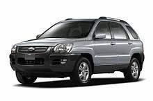 Sportage II (JE/KM) 2004-2010