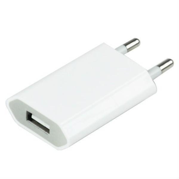 Сетевой адаптер 220V-USB 5V 1A