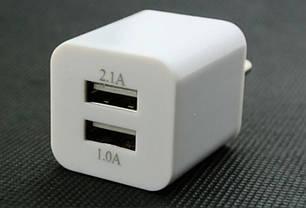 USB зарядное 5V 2A и 1A, фото 2