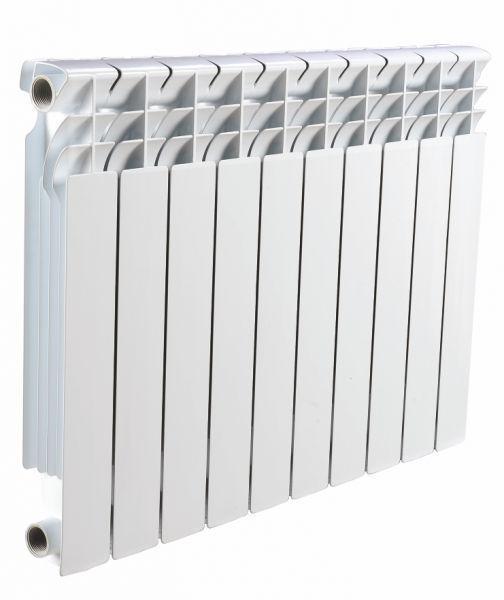 Радиатор алюминиевый Leberg HFS-500A (10 шт.)