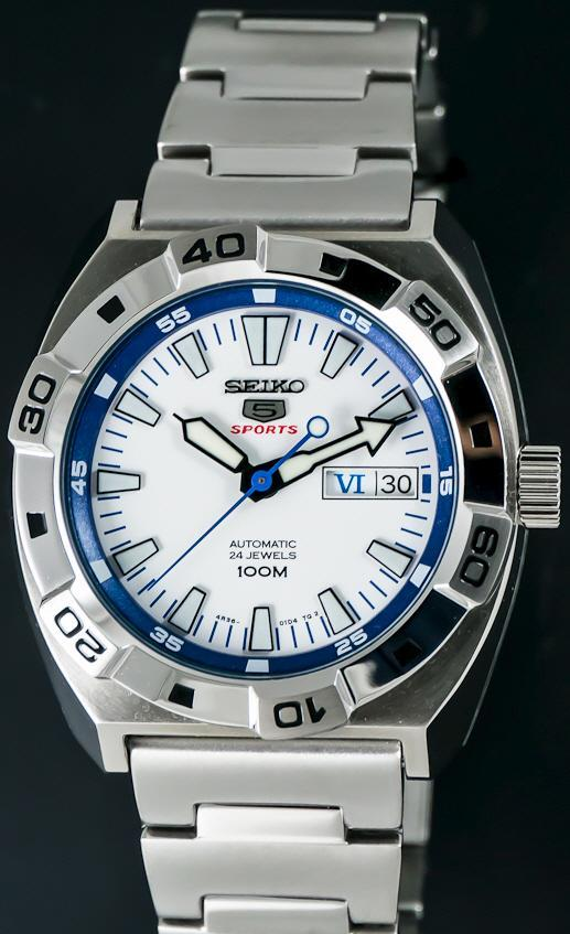 Часы Seiko 5 Sports SRP279K1 Automatic 4R36
