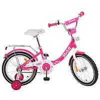 Детский велосипед для девочек, 14 дюймов Profi (G1413)