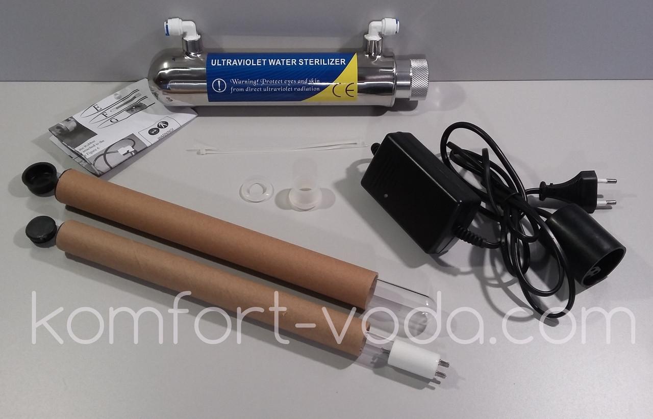 Ультрафиолетовая установка UV-0,56G 6W