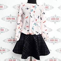 Детская блузка   для девочки Zibi.Польша