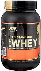 Gold Standard 100% Whey 909 гр Optimum Nutrition (USA)