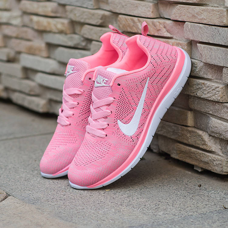 Кроссовки женские NIKE FREE RUN 4.0 pink