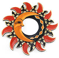 "Зеркало мозаичное ""Солнце и Луна"" d-30 cм (30601)"