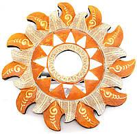 "Зеркало мозаичное ""Солнце"" d-20 cм (30287A)"