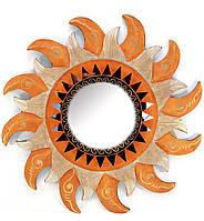 "Зеркало мозаичное ""Солнце"" d-50 cм (30297)"