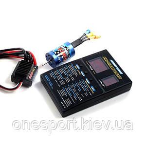 Бесколлекторная система HobbyWing EZRUN COMBO A2 2030 5200KV 18A для автомоделей + сертификат на 100 грн в подарок (код 191-104454)