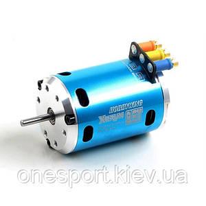 Сенсорный мотор HobbyWing XERUN 3650 8.5T 4000kv для автомоделей + сертификат на 100 грн в подарок (код 191-104459)