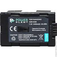 Аккумулятор PowerPlant Panasonic D320, D28S (DV00DV1094)