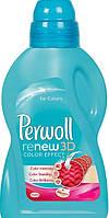 Средство для деликатной стирки Perwoll 3D Эффект Восстановление+ Цвет 2л.Австрия