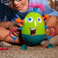 Конструктор на присосках Tobbly Wobbly, Fat Brain Toy Co