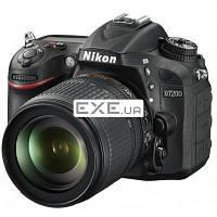 Цифровой фотоаппарат Nikon D7200 + 18-105mm (VBA450K001)