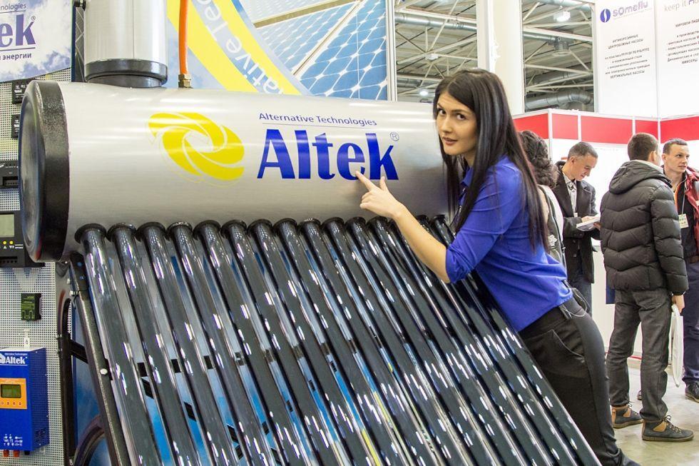 Солнечный коллектор Altek SP-H-30