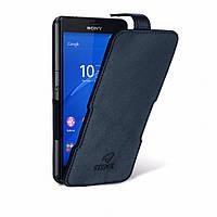 Чехол флип Stenk Prime для Sony Xperia Z3 Compact Чёрный (38515)