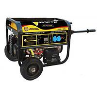 Генератор газобензиновый FORTE FG LPG 6500E