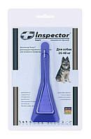 Инспектор Тотал С (Inspector Total С) для собак 25-40 кг, капли от внешних и внутренних паразитов, 1