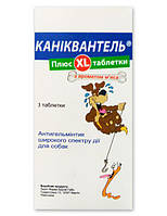 Каниквантель Плюс XL таблетки №3