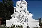 Скульптура девушки из мрамора № 3, фото 2