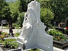 Скульптура девушки из мрамора № 3, фото 3