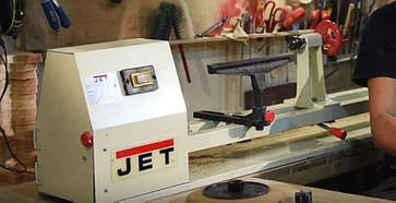Токарный станок JET JWL-1440L (10000750M)