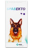 Бравекто (Bravecto) таблетка 1000 мг от блох и клещей для собак весом 20-40 кг, 1 табл., Интервет