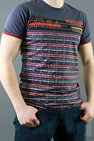 Яркие мужские футболки с надписью