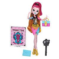 Кукла Monster High New Scaremester Gigi Grant Джиджи Грант Новый Скарместер