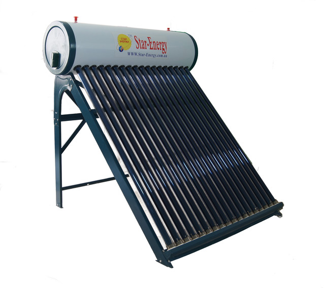 Солнечный бойлер
