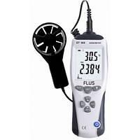 Анемометр с выносной крыльчаткой FLUS ET-950 (0,2 - 45 м/с; от -30...+60 ?C)